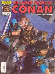 Savage Sword of Conan Vol 1 105