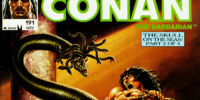 Savage Sword of Conan 191