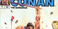 Savage Sword of Conan 147