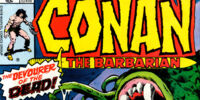 Conan the Barbarian 86