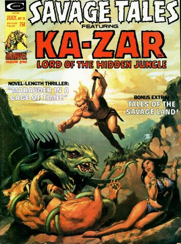 File:Savage Tales 11 1971.jpg