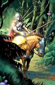 Conan the Cimmerian -22 Cary Nord. Dave Stewart