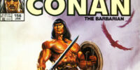 Savage Sword of Conan 156
