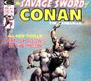 Savage Sword of Conan 4