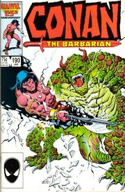 Conan the Barbarian Vol 1 190