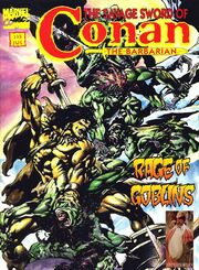 Issue -235 Rage of Goblins July 1, 1995