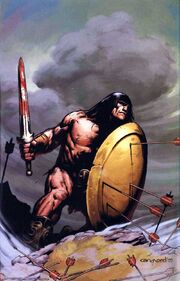 Conan the Cimmerian -20 Cary Nord. Dave Stewart