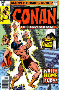 Conan the Barbarian Vol 1 111