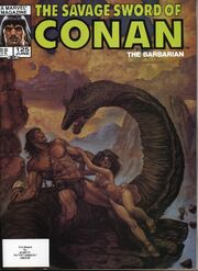 Savage Sword of Conan Vol 1 125