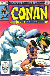 Conan the Barbarian Vol 1 145
