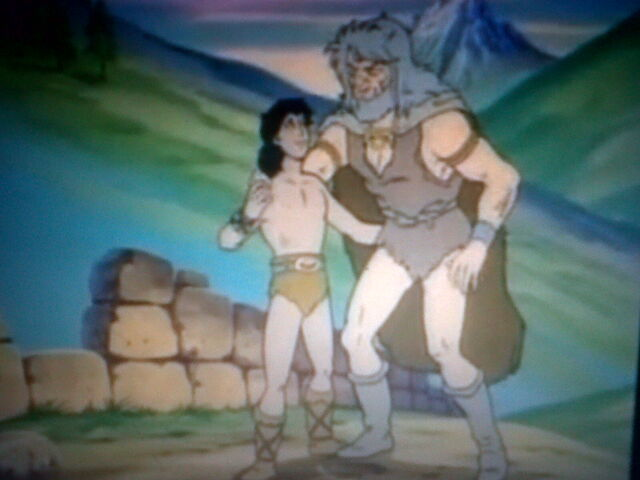 File:Conan with his grandfather.jpg