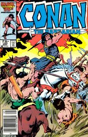 Conan the Barbarian Vol 1 182
