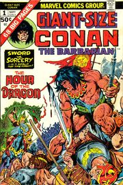 Giant-Size Conan the Barbarian Vol 1 1