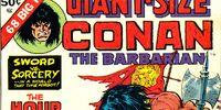 Giant-Size Conan 1