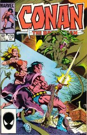 Conan the Barbarian Vol 1 170