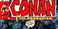 Conan the Barbarian 77
