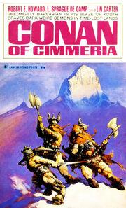 10conan of cimmeria.