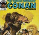 Savage Sword of Conan 167