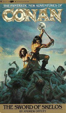 Conan Sword of Skelos