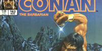 Savage Sword of Conan 163