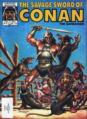 Savage Sword of Conan Vol 1 119