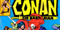 Conan the Barbarian 125