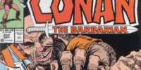 Conan the Barbarian 222