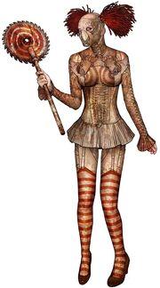 Dollwoman
