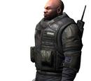 Agent Pierce LeRue