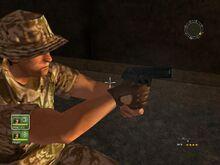 ConflictDesertStorm Beretta 92FS