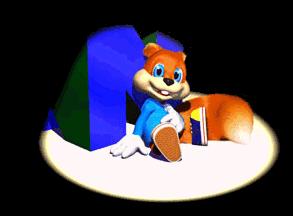 File:Conker n64 logo.png