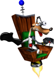 Kripplespac (Conker's Bad Fur Day)