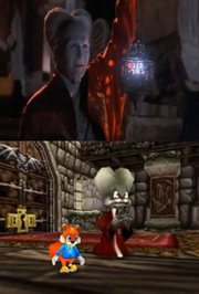 Dracula's Parody