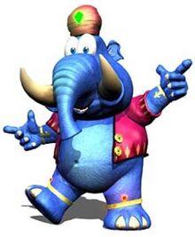 Taj the genie