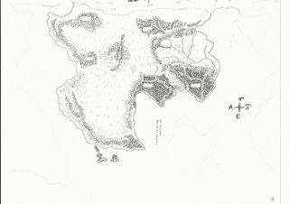 Map of Rauxor's explored Continents