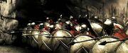 Spatan battle formation