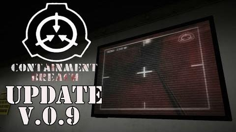 SCP-containment breach update v.0.9