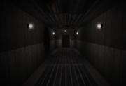 Gratedhallway