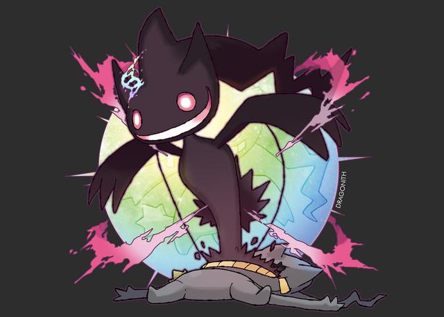 File:Mega banette by dragonith-d6k3koy.png