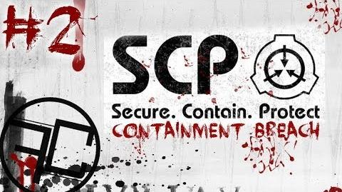 SCP Containment Breach - Ep 02 - Finally some ACTION