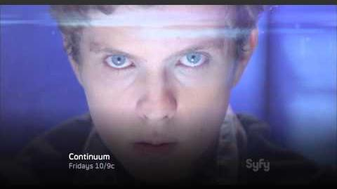Continuum - Season 2 Fridays at 10 9c on Syfy