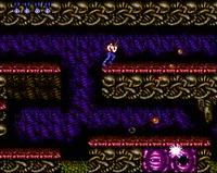 Alien mouths Contra NES