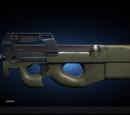 Пистолет-пулемет FN P90 / Галерея камуфляжей