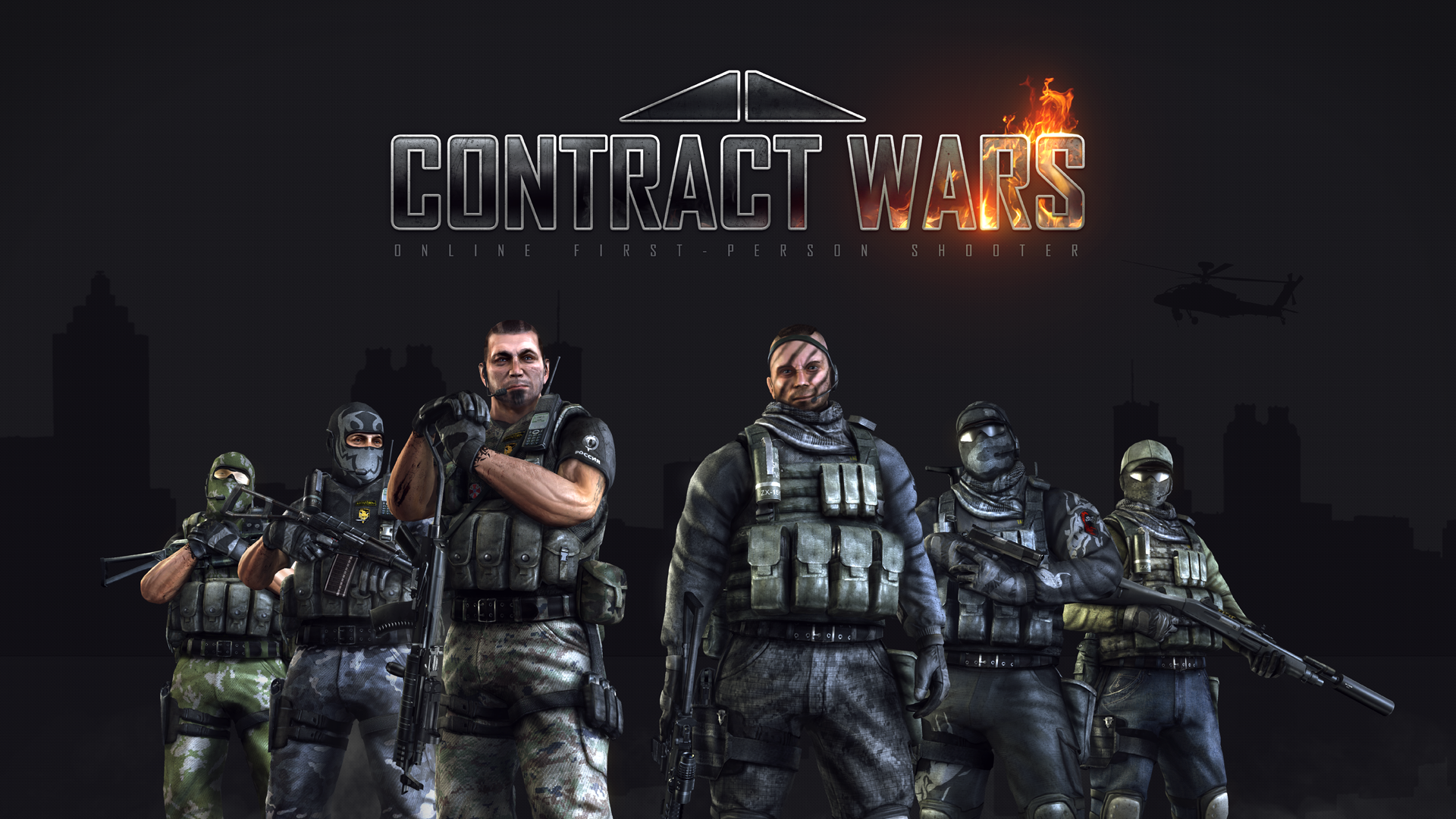 Image - Contract wars brigade by trainfender-d3dwdwp.png ...