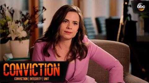 Hayes Gives an Interview - Conviction