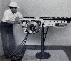 1962 Kanian railgun