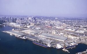 Tenth Avenue Marine Terminal