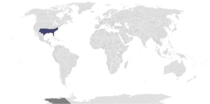 Map of Dixie