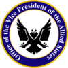 Seal of the Vice President of the Allied States