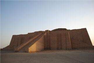 Temple at ezerna